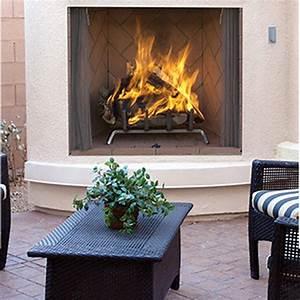 Ihp, Superior, Wre6800, Purefire, Outdoor, Wood, Burning, Fireplace