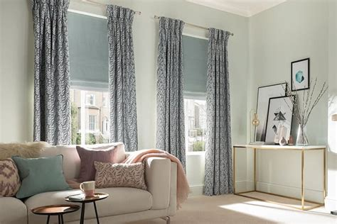 Up To 50% Off Made To Measure Curtains From Hillarys J Queen Wisteria Shower Curtain Room Curtains Designs 2016 Can You Have With Plantation Shutters Excell Ivy New York Skyline 86 Inch Liner Wooden Pole Uk Cafe Tutorial