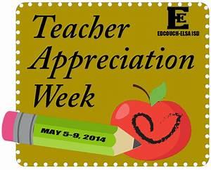 Edcouch-Elsa ISD and Teachers Appreciation Week - Edcouch ...