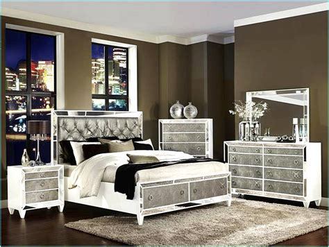 Mirrored Bedroom Set Design  Mirror Ideas  Good Mirrored