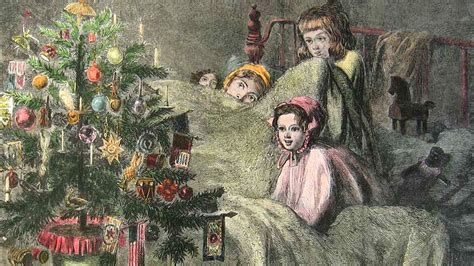 history  christmas part  charles dickens  christmas