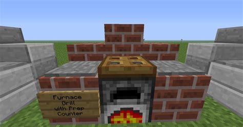 Minecraft Furniture Ideas