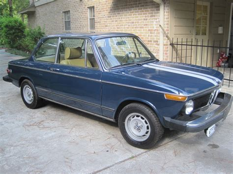 1975 Bmw 2002 Overview Cargurus