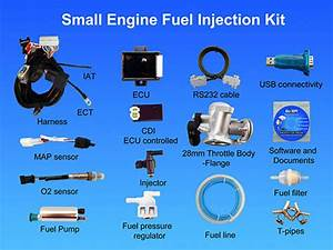 Small Engine Fuel Injection Kit