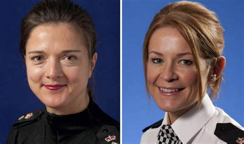Top Female Police Officer Mocked For Having Boob Job