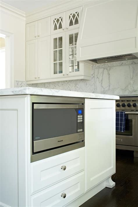 kitchen island with microwave drawer microwave drawer in island my dream house pinterest