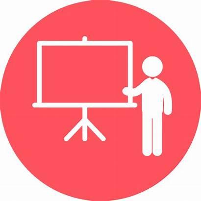 Presentation Prezi Icon Melbourne Presenting Visual
