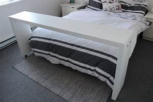 Desserte De Lit : comment fabriquer une table de lit table d 39 appoint vid o ~ Teatrodelosmanantiales.com Idées de Décoration