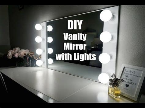 Diy Vanity Desk With Lights by 17 Best Ideas About Ikea Makeup Vanity On