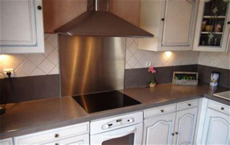 credence cuisine autocollante credence de cuisine autocollante 6 inox r233alisation