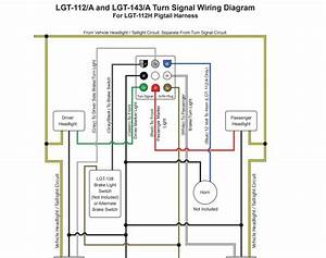 Yamaha Golf Cart Turn Signal Wiring Diagram