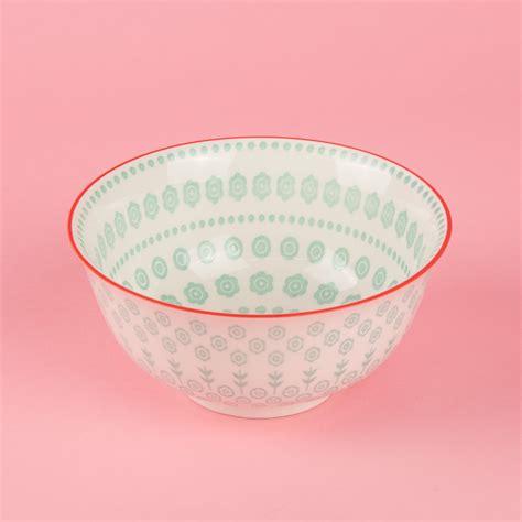 Keramik Geschirr Bunt by Keramik Geschirr Bunt Keramik Schalen Set 4 Tlg Bunt