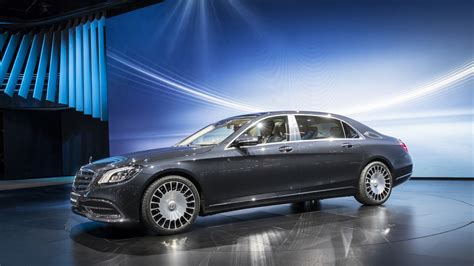 S Class Facelift 2018 by 2018 Mercedes S Class Facelift Can You Spot The Changes