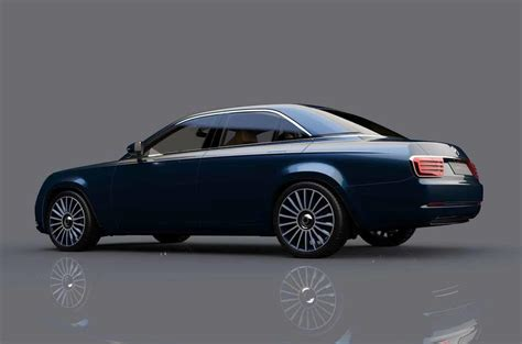 mercedes benz icon  concept  reimagined classic saloon