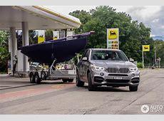 2014 BMW X5 M50d RealLife Fuel Consumption 105 l100 km