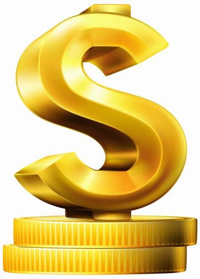 Dollar Sign Clipart Coins Money Clip Budget