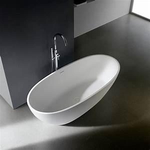 Freistehende Badewanne Mineralguss : freistehende badewanne soho 2 0 170 cm mineralguss ~ Michelbontemps.com Haus und Dekorationen