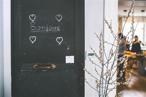 Free Images : word, cafe, warm, advertising, france, sign ...
