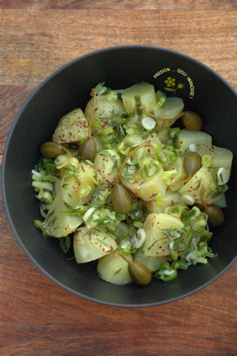 cuisine a la biere cuisine à la bière salade de pommes de terre poulet au