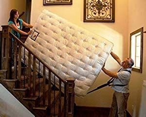 how to move mattress new moving lifting furniture straps harness equipment
