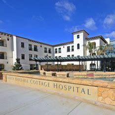 cottage rehabilitation hospital santa barbara cottage hospital santa barbara ca