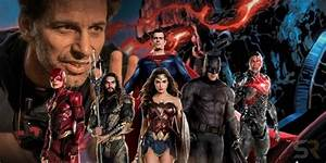 Justice League 2 Was Supposed To Release TODAY: Here's ...