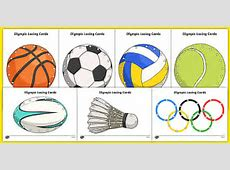 PE and Sports 2016 Rio Olympics Primary Resources Page 2