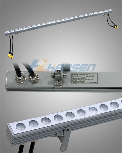12w ip65 suspended ceiling lights wallwasher commercial