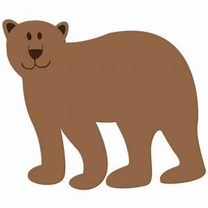 Brown Bear Clip Art - Cliparts.co