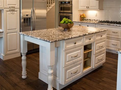 kitchen island granite top granite kitchen islands pictures ideas from hgtv hgtv