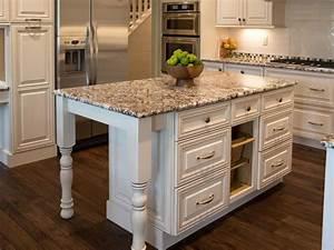 Granite Kitchen Islands: Pictures & Ideas From HGTV HGTV