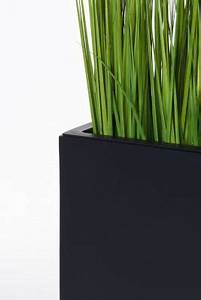 Pflanzkübel Raumteiler Fiberglas : pflanzk bel raumteiler fiberglas elemento 100x117 cm anthrazit ~ Markanthonyermac.com Haus und Dekorationen