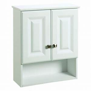Design house wyndham 22 in w x 26 in h x 8 in d for Home depot bathroom cabinets