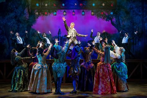 """Best number in the cast album!i tried my best with the references, but i'm sure there are more i am missing. RoyBerko.info: """"Something Rotten!"""" is a must see musical farce at Connor Palace"""