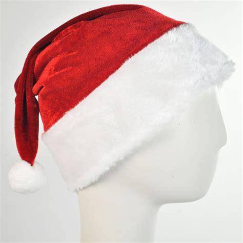 jacobson velvet santa hat all