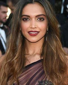 10 Deepika Padukone Bollywood Beauty Hairstyles (Long Hair, Updos & Hair Color)