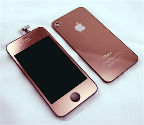 iphone 4 gold iphone iphone 4 gold kit