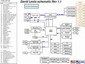 Asus Schematics  U2013 Page 2  U2013 Laptop Schematic