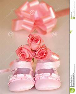 New Baby Girl Coming Concept Stock Photo - Image: 24825194