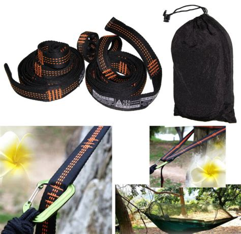 Best Straps For Eno Hammock by Atlas Polyester Slap Straps Suspension Hanging System For