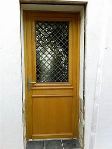 realisations mbc menuiserie et agencement installation With porte d entrée alu avec meuble salle de bain vasque colonne