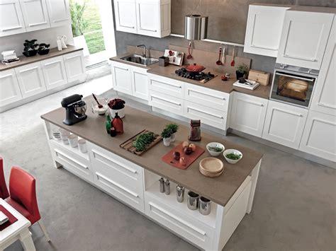 ilot cuisine gallery cuisine avec îlot by cucine lube