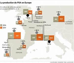 Site D Annonce Gratuite En France : auto la nouvelle carte des usines psa peugeot citro n en europe ~ Gottalentnigeria.com Avis de Voitures