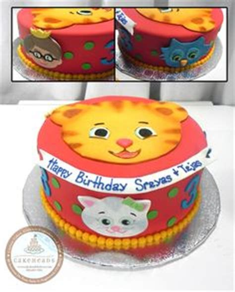 Tigger Birthday Cake Template by 1000 Ideas About Daniel Tiger Cake On Pinterest Daniel