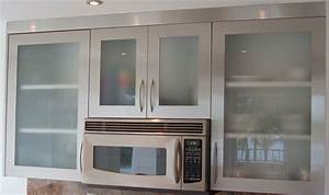 Stainless steel islands door styles accessories for Kitchen cabinet doors with glass