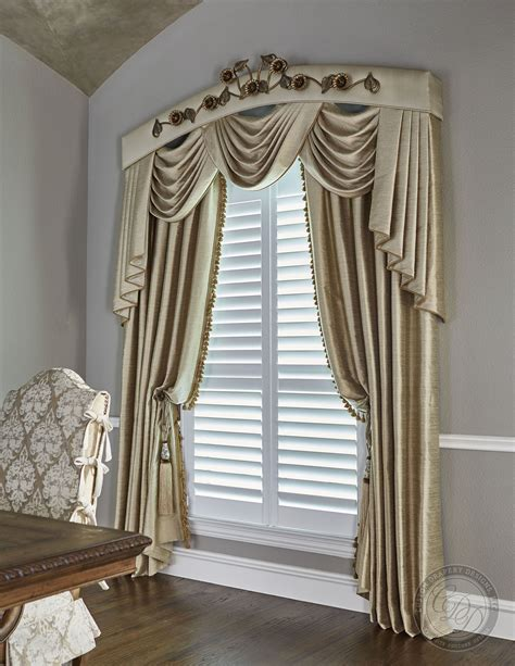 Custom Window Drapes by Custom Drapery Designs Llc Photography By Ken Vaughan