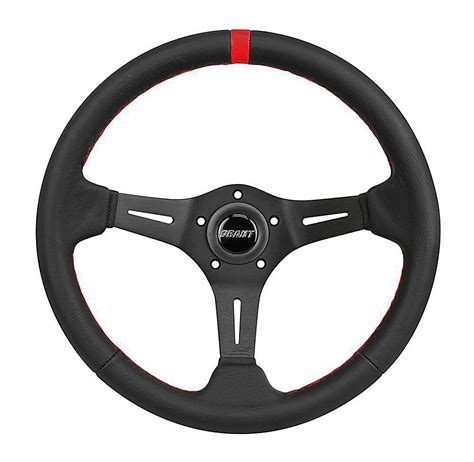 Boat Steering Wheel Grant by Grant Products 692 Grant Racing Edition Steering Wheel In