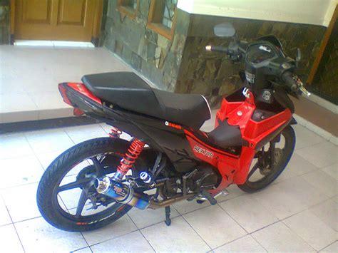 Revo Modifikasi Warna by Modifikasi Warna Revo 110 Thecitycyclist