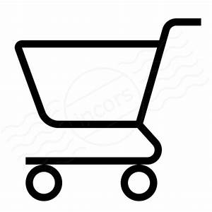 The gallery for --> Grocery Cart Icon