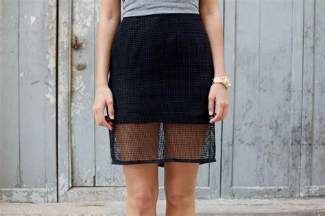 15 Fashionable DIY Skirt Ideas
